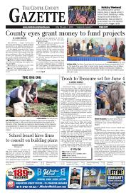 Stoltzfus Sheds Madisonburg Pa by Centre County Gazette May 26 2016 By Indiana Printing