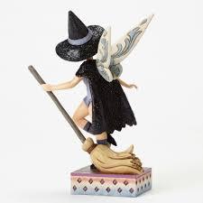 Jim Shore Halloween Uk by Enesco Disney Traditions Halloween Jim Shore Tinker Bell Witch