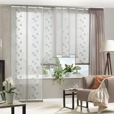 gardine und voile für ihr wohnzimmer