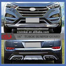 New product Vehicle Auto parts Front and Rear Bumper Guard for