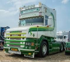 100 Bbt Trucking Patrick Vd Hoeven Scania Scaniapower Torpedo Lights