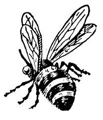 Vintage Beehive Clipart