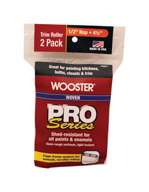 Wooster Nap Pro Woven Roller Cover - 1/2""