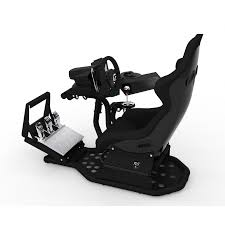 siege volant pc rseat rs1 noir baquet noir siege de simulation play seat d box jpg