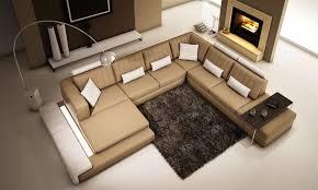 canapé panoramique ines design personnalisable pas cher