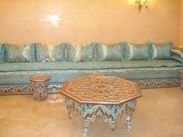 tissu bahja pour salon salon marocain déco