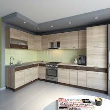 küche l form alina mit hochschrank 180 x 330 cm küchenzeile einbauküche neu ebay