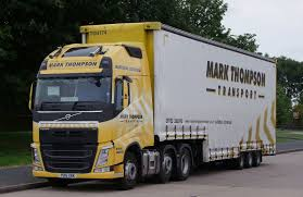 Mark Thompson (PO15XBK) | Volvo And Volvo Trucks