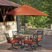 Patio Furniture Sets Sears by La Z Boy Outdoor Bradford 5 Pc Dining Set Limited Availability