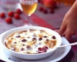 recette gratin de fraises au fromage blanc 0