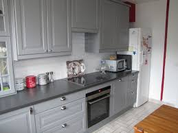 cuisine plan de travail gris cuisine lidingo grise au cuisine lidingo grise cuisine ikea