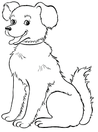 Coloring Pages For Adults Only I Have Download Dog Big Smile Page
