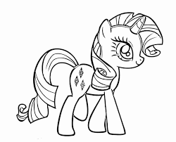 My Little Pony Coloring Pages Rarity Jpg 960 954 4 Beautiful Olegratiy