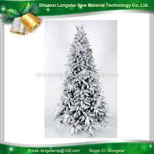 6ft Fibre Optic Christmas Tree Black by Electric Snowing Christmas Tree Electric Snowing Christmas Tree