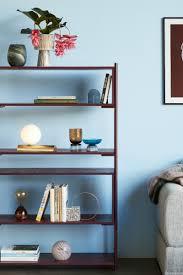 hübsch glasschale blau grau