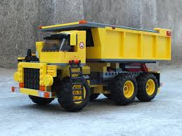 LEGO Ideas - Articulated Dump Truck