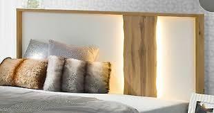 komplett schlafzimmer forest hochglanz weiß altholz optik