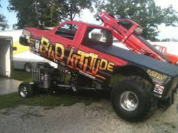 100 Truck Pulling Videos Bad Attitude Super Modified 2 Wheel Drive Pulling Truck