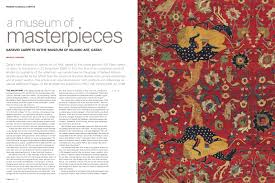 PDF A Museum Of Masterpieces Safavid Carpets In The Islamic Art Qatar