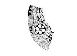 Hawaiian Tribal Tattoos Meaning Strength Tattooic