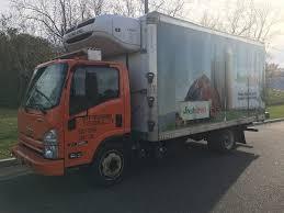 100 Miller Truck Leasing 2014 ISUZU NQR REEFER TRUCK FOR SALE 605894