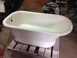 Bathtub Resurfacing Kit Home Depot by Bathroom Ergonomic Enamel Bathtub Pictures Enamel Bath Repair