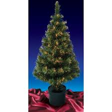 Fiber Optic Christmas Trees On Sale by Northlight 4 U0027 Color Changing Fiber Optic Tree U0026 Reviews Wayfair