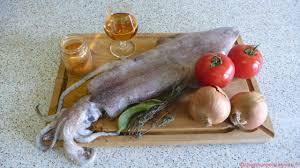 comment cuisiner des encornets frais encornets sauce américaine chez mon poissonnier