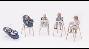 Stokke® Steps™ - The Bouncer And Highchair Combination. - YouTube Best High Chair Y Baby Bargains Contemporary Back Ding Home Office Dntt End 10282017 915 Am Spchdntt 04h Supreme Fniture System Orb Highchair For 6 Months To 3 Years 01h Node Desk Chairs Classroom Steelcase Futuristic Restaurant Sale On Design Kidkraft Fniture With Awesome Black Leather Outin Metallic Silver Gray By P Starck And E Quitllet