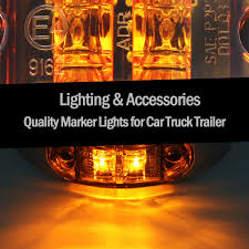 10X 2 LED CLEARANCE LIGHTS 100x36MM SIDE MARKER LAMP AMBER TRAILER ... 4 Led Optronics 2x4 Amber Bullseye Light For Trailers Marker Dorman Cab Roof Parking Marker Clearance Lights 5 Piece Kit 227d1320612977chnmarkerlighletsesomepicsem Intertional Harvester Ihc And Light Assemblies Best Clearance Lights Trucks Amazoncom Trucklite 8946a Oval Signalstat Replacement Lens Question About On Tool Box Archive Dodge Ram Forum Atomic Strobing Ford Truck Amber Aw Direct 2 X Side Marker Lights Clearance Lamp Red Amber Car Boat Trailer Led Lighting Foxy Lite Mini Round Installed Finally Enthusiasts Forums