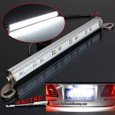 Car Van Truck Trailer 15 LED License Number Plat - TuTiendaRacing Xrll Led Red Zone Forklift Backup Lights Safety Spot House Tuning Cree 60watt Diffused Flood Flush Mount Led Backup Light Trucklite 94992 Right Angle Plug For Strobe Kit 2017 Ford F250 And Lights Youtube Rear Backup F150 Forum Community Of Truck Fans Rigid Industries 980033 Srq Kit Flatbed Chevy Tail Wiring Online Schematic Diagram Additional Factory Camera Dodge Cummins Diesel Install Guide Starkey Products On Our 2012 196972 Gmc Cargo Lens 1969 Camaro Rs 24 Tow Hitch 2 Reverse Back Up Lamp Suv 4x4