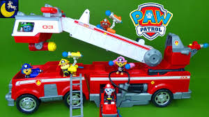 Big Paw Patrol Ultimate Rescue Fire Truck Toys Marshall Fireman ... Buddy L Fire Truck Engine Sturditoy Toysrus Big Toys Creative Criminals Kids Large Toy Lights Sound Water Pump Fighters Hape For Sale And Van Tonka Titans Big W Fire Engine Toy Compare Prices At Nextag Riverpoint Ford F550 Xlt Dual Rear Wheel Crewcab Brush Learn Sizes With Trucks _ Blippi Smallest To Biggest Tomica 41 Morita Fire Engine Type Cdi Tomy Diecast Car Ebay Vtech Toot Drivers John Lewis Partners