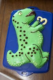t rex kuchen aus blech geschnitten blech geschnitten