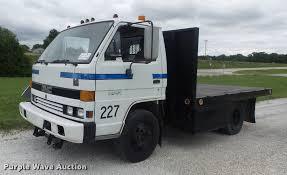 1994 Isuzu NPR Flatbed Truck   Item K7591   SOLD! August 2 V...
