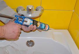korrekte abdichtung eines bades mit einer wand 5 notwendige