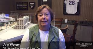 Front Desk Jobs Chicago by Want To Work For The Cubs Meet The Woman Who Can Make It Happen