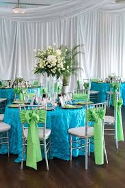 White Wedding Centerpieces By Flora Tampa