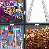 Four Pics e Word Answers Six Letters Gallery Letter Examples Ideas