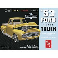 AMT 1/25 1953 Ford Pickup | TowerHobbies.com