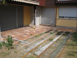 beau couler une dalle de garage 10 faire une terrasse en bois