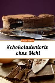 schokoladentorte ohne mehl