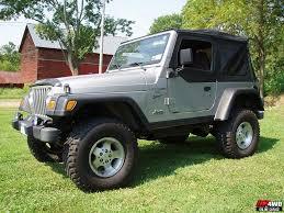 100 Jeep Wrangler Truck Conversion Kit 2000 AEV Brute Ok4wd