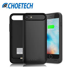 CHOETECH Battery Charger Case For iPhone 7 4 7 inch 3100mAh