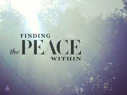 Finding The Peace Within 5 Simple Ways To Lighten Your Mental Burden