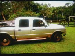Four Door Ranger - Ford Ranger 4 Door Truck. South American Version ...