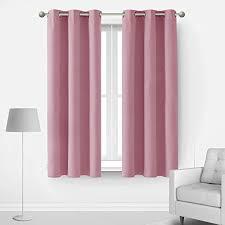 rosa blickdichte vorhänge und weitere gardinen vorhänge