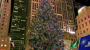 Rockefeller Plaza Christmas Tree Lighting 2017 by Rockefeller Center Christmas Tree To Be Lighted