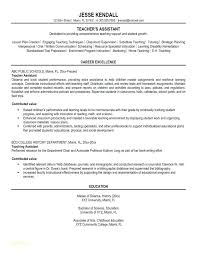 Resume Examples Education Australia Packed With Teacher Resumes Teachers Special School
