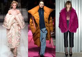 the puffer jacket on the fall 2016 runway vogue