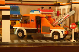 100 Lego City Tow Truck 7638 I Brick